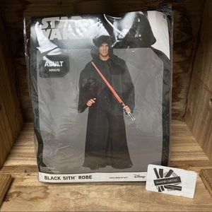 Star Wars Dark Sith Robe Costume